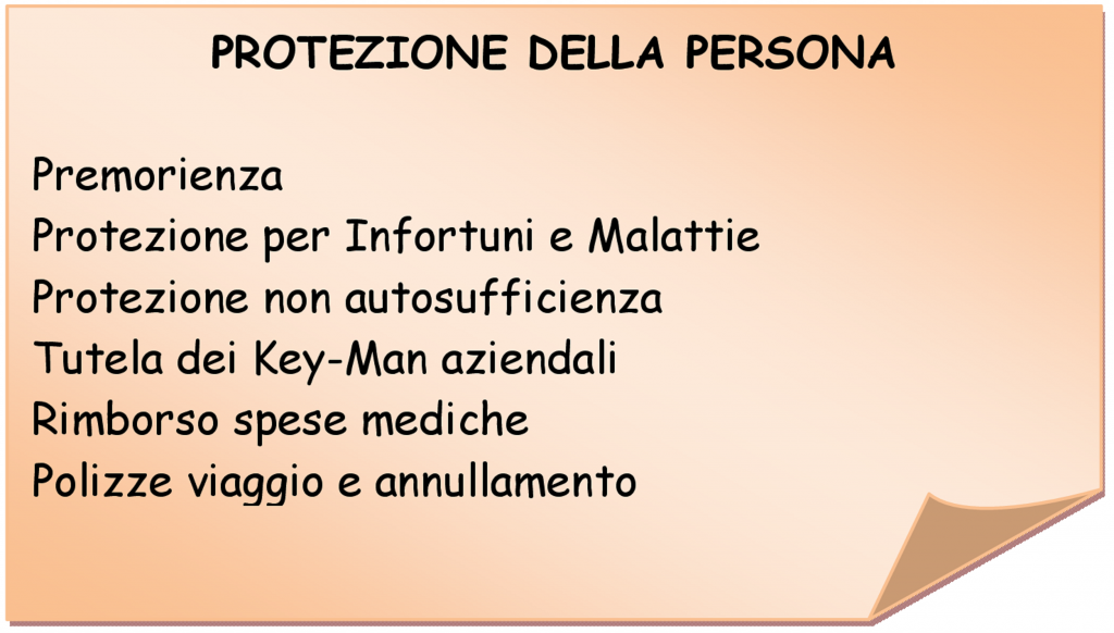 BeBroker_Protezione Persona